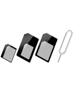 TECHLY ADAPTER FOR SIM CARD (3 IN 1)
