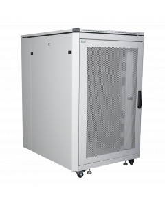 LOGON 22U W=800mm D=1000mm H=1164mm SERVER LINE WHITE