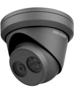 HIKVISION 4 MEGAPIXEL 2.8MM LENS OUTDOOR TURRET IP CAMERA BLACK