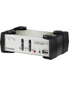 ATEN 2-PORT USB KVMP (FIVE IN ONE)