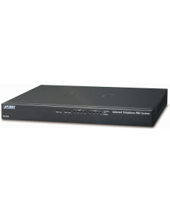 PLANET IP PBX WITH 2-EXPANDABLE PCI SLOTS - 200 USER
