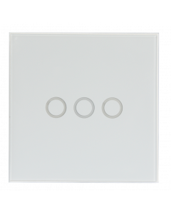 SMARTEE WIFI LIGHT SWITCH 3 SWITCHES