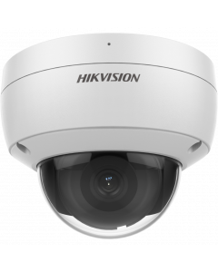HIKVISION EASYIP4.0 8MP 4MM LENS OUTDOOR DOME ACUSENSE