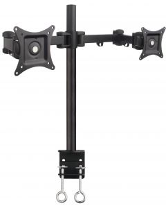 "DUAL DESKTOP LED/LCD MOUNT 13-27"" 20KG"