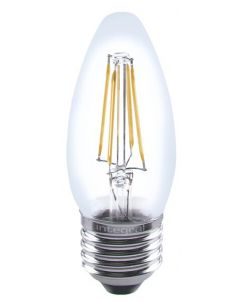 INTEGRAL CANDLE 4.5W (36W) 2700K 470LM E14 FULL GLASS DIMMABLE
