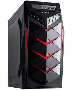 ALANTIK CASA73 ATX MIDDLETOWER CASE WITH POWER SUPPLY