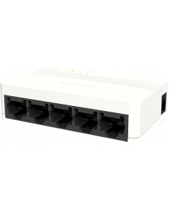 HIKVISION 5-PORT 10/100 UNMANAGED ETHERNET SWITCH