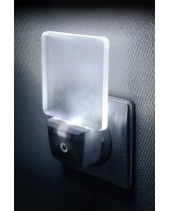 AUTO SENSOR LED NIGHT LIGHT (EURO 2-PIN PLUG)