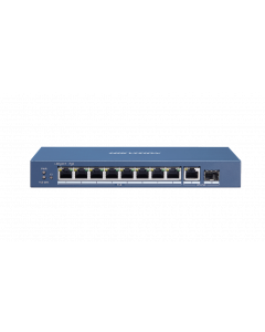HIKVISION 8-PORT GIGABIT UNMANAGED POE SWITCH