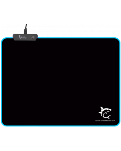 WHITE SHARK MOUSE PAD 35X25CM LED MP-1862 - LUMINOS L
