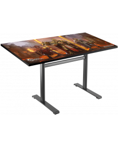 WHITE SHARK GAMING DESK DRAKKORITH