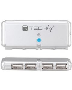 TECHLY 4 PORT USB 2.0 HUB