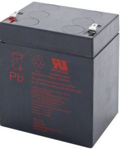 INFOSEC EB12-5 BATTERY - MS5-12 (12V5Ah/20HR)