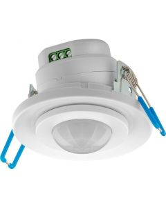 FLUSH-MOUNTED CEILING PIR MOTION SENSOR