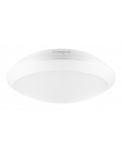 PLAFONNIERE WHITE TOUGH SHELL 24W - 2500 LUMEN - MOVE DETECT