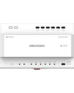 HIKVISION DISTRIBUTOR 6 CASCADE INTERFACES