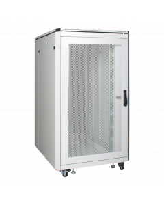 LOGON 26U W=800mm D=1000mm H=1342mm SERVER LINE WHITE