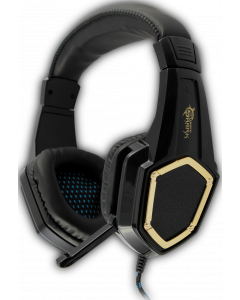 WHITE SHARK HEADSET GHS-1642 CHEETAH BLACK