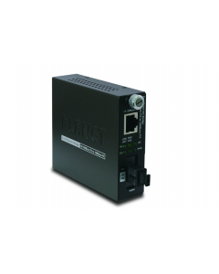 PLANET 10/100TX-100BASE FX WDM FIBER CONVERTER 1550NM 20KM