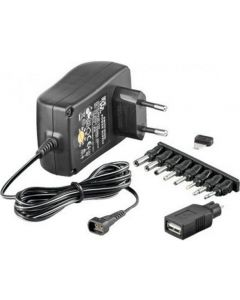 TECHLY STABILIZED ADJUSTABLE POWER SUPPLY 2250MA