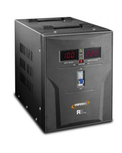 INFOSEC R2 PRO - 5000VA - VOLTAGE REGULATOR