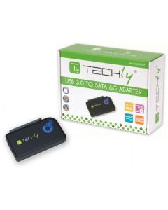 TECHLY USB 3.0 ADAPTER TO SERIAL ATA III