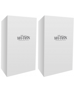WITEK 5.8G 5KM 300Mbps WIRELESS CPE FOR CCTV