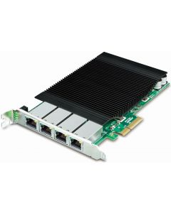 PLANET 4-PORT 10/100/1000T 802.3at POE+PCI EXPRESS SERVER AR