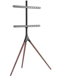 TECHLY ARTISTIC EASEL STUDIO TV STAND 45-65""