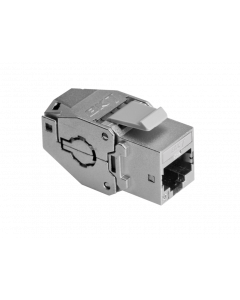 BKT KEYSTONE RJ45 SHIELDED CAT5e TOOL-FREE