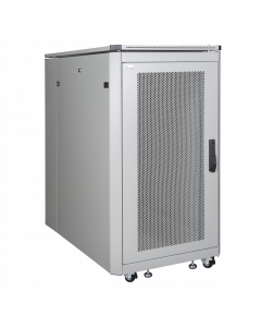 LOGON 20U W=600mm D=1000mm H=1075mm SERVER LINE WHITE