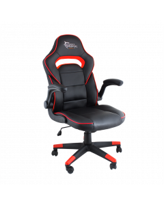 WHITE SHARK GAMING CHAIR SHEBA BLACK/RED