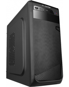 ALANTIK GAMING CASE ATX MIDDLETOWER WITH POWER SUPPLY