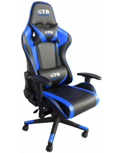 GAMMEC GT2 GAMING CHAIR BLUE/BLACK