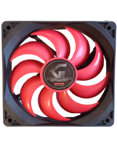 GAMMEC RED CASE FAN  - 12CM