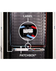 PATCHBOX IDENTIFICATION LABEL 96PCS