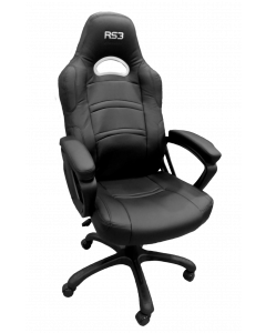 ALANTIK RS3 GAMING CHAIR BLACK