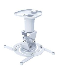 TECHLY UNIVERSAL CEILING BRACKET FOR PROJECTOR, WHITE