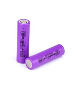 WOOX RECHARGEABLE BATTERIES - 3.6V-ICR 18650 - 2-PACK
