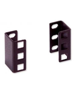 TECHLY PAIR OF DEPTH ADAPTERS 1U RACK GUIDES