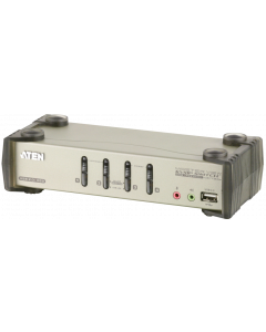 ATEN 4-PORT USB KVMP (FIVE IN ONE)