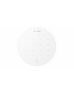 HIKVISION WIRELESS KEYPAD 868MHZ - WHITE