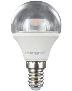 MINI GLOBE 3.8W (25W) 2700K 250LM E14 NON-DIMMABLE CLEAR LAM