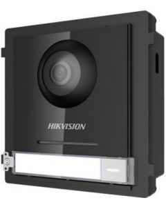HIKVISION VIDEO INTERCOM MODULE DOOR STATION WITH FLUSH MOUNTING ACCESSORIES