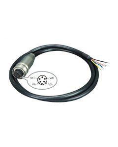 PLANET 5-PIN M23 FEMALE TO BARE END POWER CABLE FOR IGS-522S