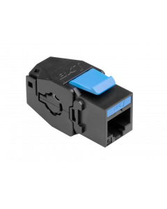 BKT KEYSTONE RJ45 UNSHIELDED CAT6 TOOL-FREE