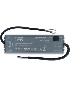 IP65 150W CONSTANT VOLTAGE LED DRIVER, 100-240VAC TO 12VDC,