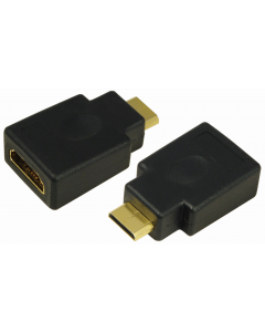 LOGILINK HDMI GENDER ADAPTER MALE TO FEMALE