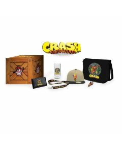 CABLE GUY CRASH BANDICOOT BIG BOX