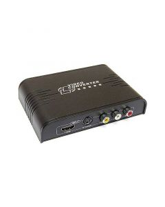 TECHLY SVIDEO/RCA TO HDMI CONVERTER